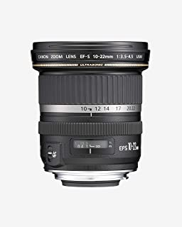 Canon EF-S 10-22mm F/3.5-4.5 USM Ultra Wide-Angle Lens
