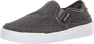 MUK LUKS Men's Men's OTTO Canvas Shoe