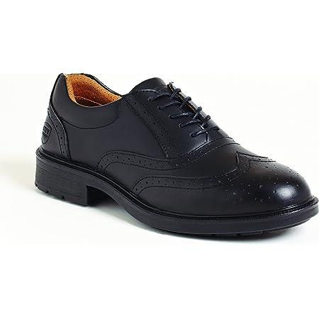 City Knights Men'S Black Safety Boot Ss500Cm 12 UK (46 EU)