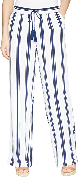 Gove Striped Wide Leg Pants