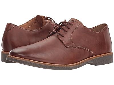 Clarks Atticus Lace (Mahogany Leather) Men