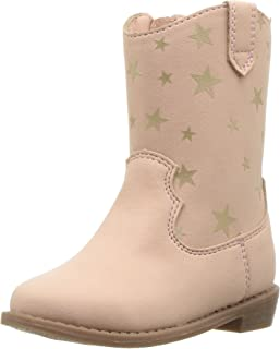 Kids Girl's Fay2 Pink Western Boot