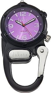 Dakota Watch Company Mini Clip with Microlight Dial