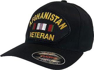 Flexfit Afghanistan Veteran Hat Black