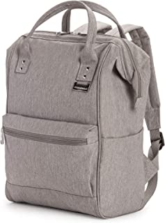 SWISSGEAR 3576 Laptop Backpack | Fits 12 Inch Laptop and Tablet | Doctor Bag | Tote Bag | Men's and Women's – Vintage Grey
