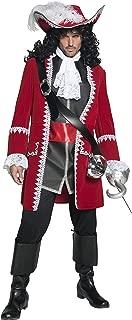 Smiffy's Men's Pirate Captain Costume