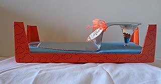 WILD EYE DESIGNS ~ HIGH HEEL CAKE SERVER (HEEL 251) (fish)