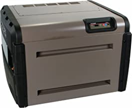 Hayward H200FDN Universal H-Series 200,000 BTU Pool and Spa Heater, Natural Gas, Low Nox