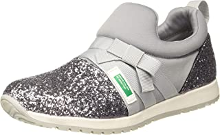 United Colors of Benetton Girl's Sneakers