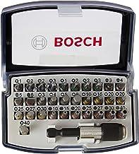 Bosch Professional 32-Delige Schroevendraaierbitset (Extra Harde Bits, Accessoire voor Schroefboormachine en Schroevendraa...