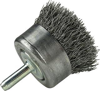 0.014 Fill Diameter 6 Brush Area Length 31//32 Brush Area Width Osborn International 54015SP Curved Handle Steel Wire Scratch Brush 13-11//16 Overall Length 0.014 Fill Diameter 6 Brush Area Length 31//32 Brush Area Width 13-11//16 Overall Length