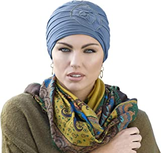 Masumi Headwear Women's Primrose Chemo Hat With Cancer Hair Loss Headwear Gift For Alopecia Patients