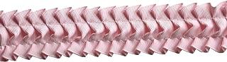 pleated ribbon