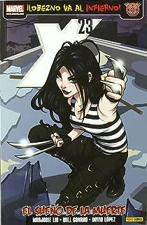 X-23: El sueño de la muerte 01