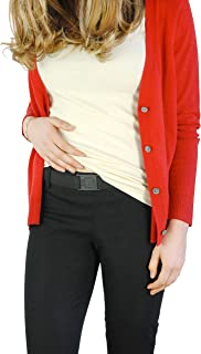 Beltaway SQUARE Adjustable Stretch Belt With No Show Square Buckle