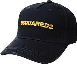 DSQUARED2 - Logo Baseballe Cap