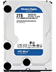 WD 内蔵ハードディスク PC用途向け 3.5インチ WD Blue 2TB WD Blue WD20EZAZ-RT SATA 3.0 5400rpm 正規代理店品 2年保証