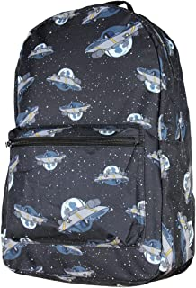 Rick and Morty UFO Space Cruiser Backpack