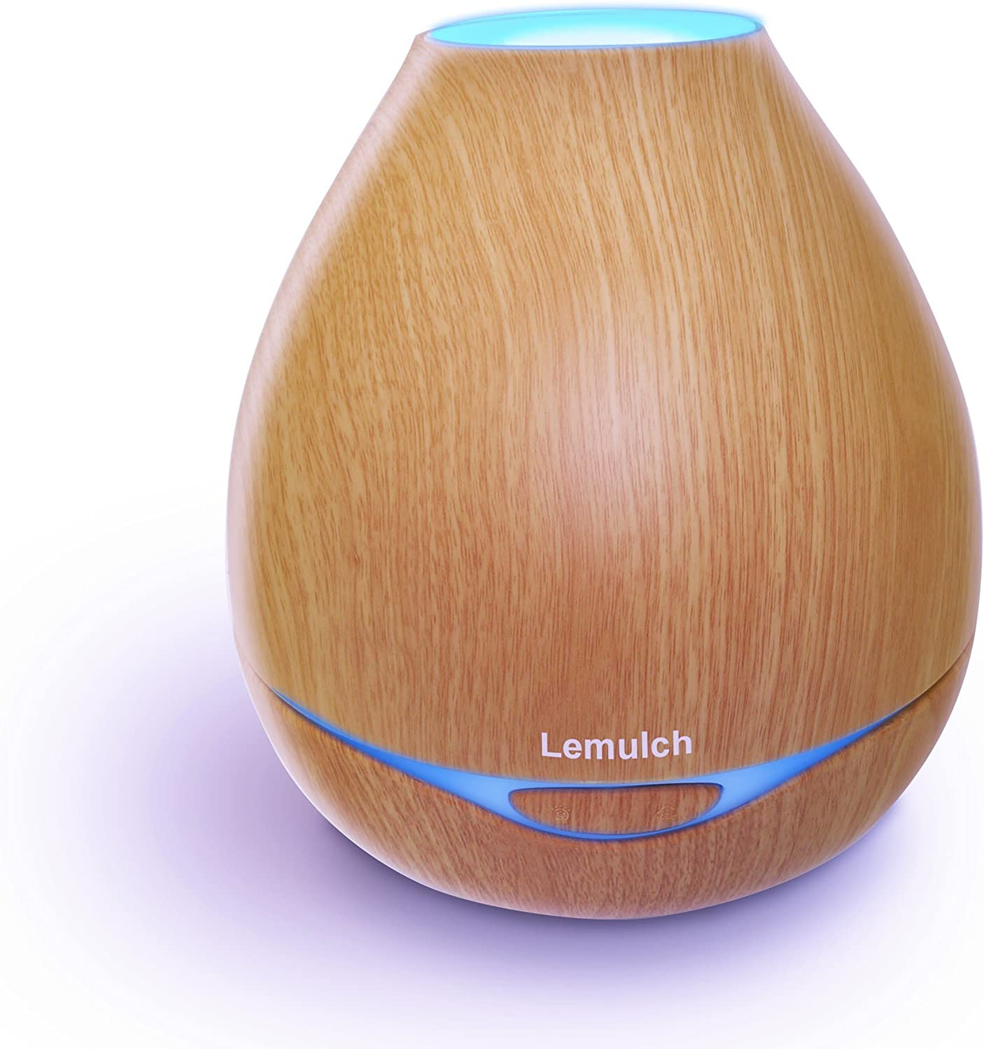 Lemulch 300ml Upgrade Tucson Mall Aromatherapy Mail order cheap Diffuser Essential Oil Yoga D