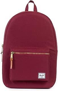 herschel maroon backpack