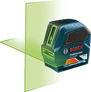 Bosch 75' Green-Beam Self-Leveling Cross-Line Laser GLL75-40G