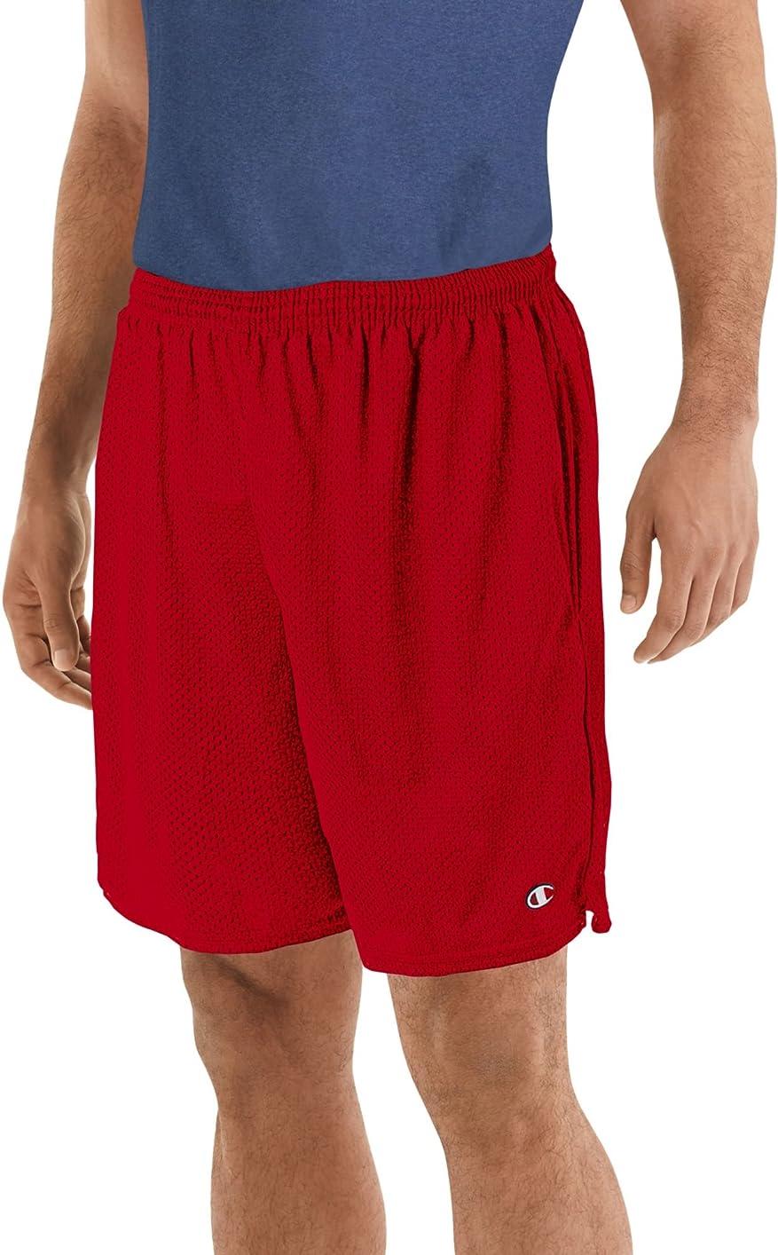 運命祝福するスポーツ[チャンピオン] メンズ ハーフ&ショーツ Champion Men's Mesh Shorts [並行輸入品]