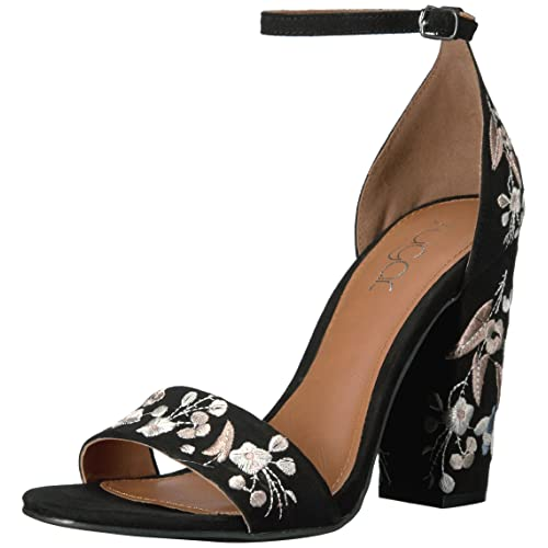 9e1e28b0f4a Embroidered Heels: Amazon.com
