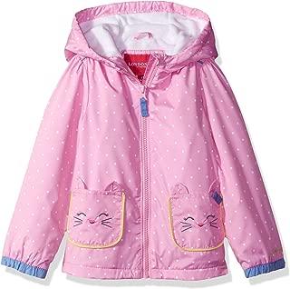 London Fog Baby Girls' Midweight Kitty Ears Jacket