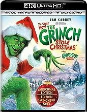 Dr. Seuss How The Grinch Stole Christmas 4k Ultra HD
