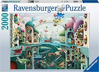 Ravensburger - If Fish Could Walk 2000 Piece Puzzle