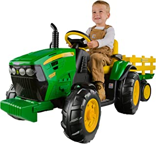 Peg Perego John Deere Ground Force: Best ride-on tractor for kids