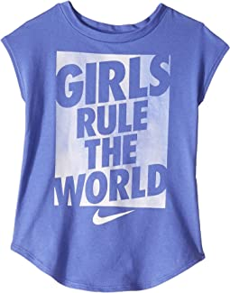 Rule the World Short Sleeve Tee (Toddler)