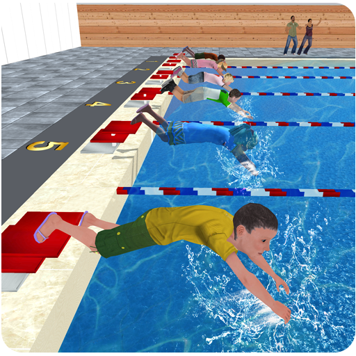 Best Swimming Games