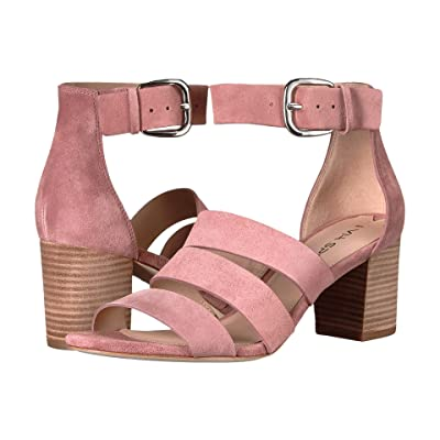 Via Spiga Carys (Dusty Rose Suede) High Heels