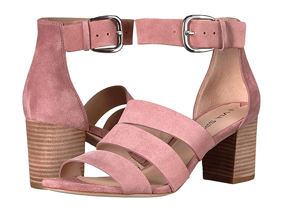 Via Spiga Carys (Dusty Rose Suede) High Heels