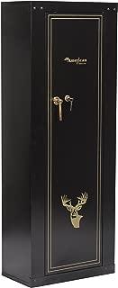 American Furniture Classics 10 Gun Cabinet Metal Gun Cabinet