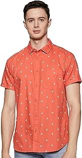 Urban Ranger by Pantaloons Men's Slim fit Casual Shirt