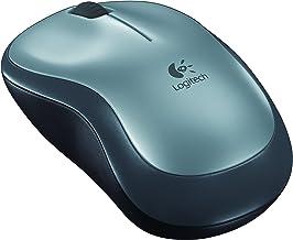 Logitech Wireless Mouse M185 - Silver