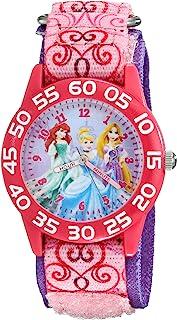 Kids' W001992 Princess Analog Display Analog Quartz Pink...