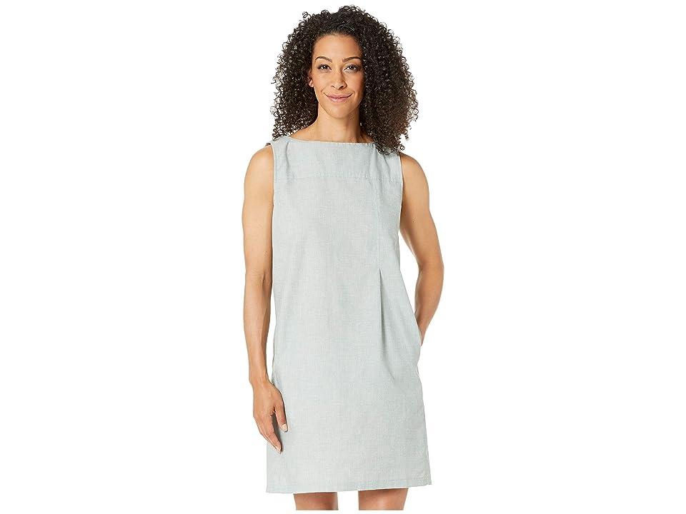 NAU Bloq Sleeveless Dress (Mallard) Women