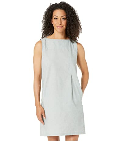 NAU Bloq Sleeveless Dress (Mallard) Women