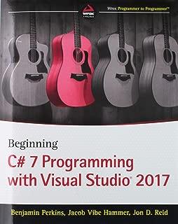 Beginning C# 7 Programming with Visual Studio 2017