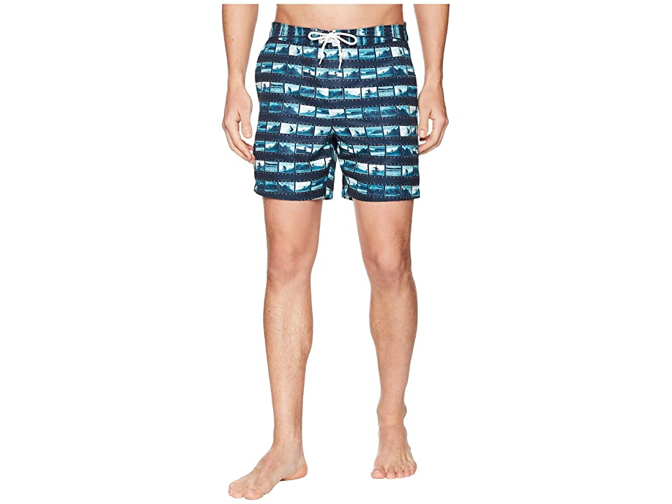 Original Penguin Surf Photo Fixed (Dark Sapphire) Men