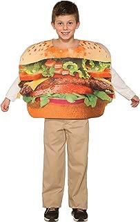 Hamburger Child Costume
