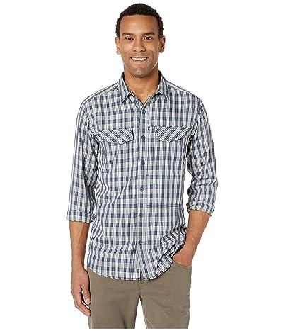 Royal Robbins Ultra Light Long Sleeve Shirt (Navy) Men