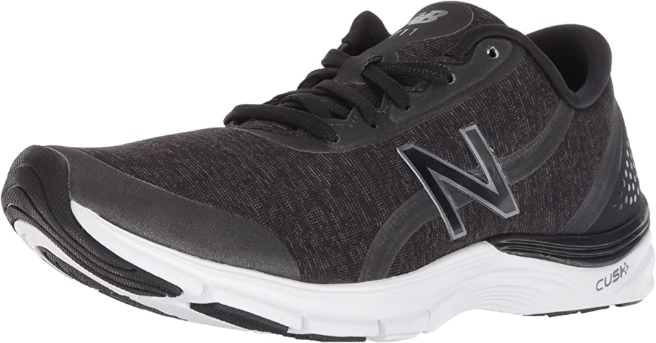 New Balance Wohommes 711 v3 Cross Trainer, noir, 8 D US