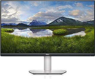 Dell S2721QS 27 Inch 4K UHD (3840 x 2160) IPS Ultra-Thin Bezel Monitor, AMD FreeSync (HDMI, DisplayPort), VESA Certified, ...