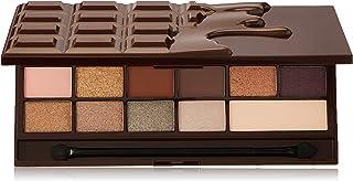 Makeup Revolution I Heart Revolution Eyeshadow Palette, Death By Chocolate