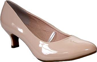Amazon.co.uk: Wide Fit Court Shoes