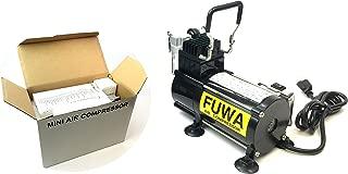 Fuwa Studio Series Single Piston Air Compressor Machine System use on Nails, Tattoo, or Tanning